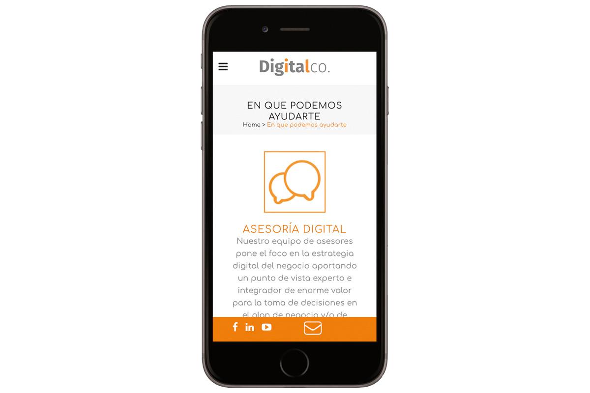 Web Agencia DigitalCo